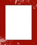 Textile frame. Textile frame for photo or text vector illustration