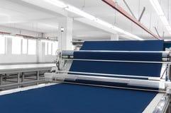 Textile and garment factory Stock Photos