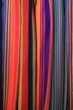 Textile Hammock Stripes Royalty Free Stock Image