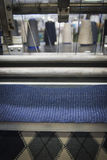 Textile Industry royalty free stock photo