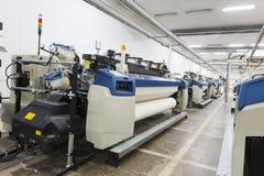 Textile looms Royalty Free Stock Photos