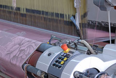 Textile machine Stock Photography