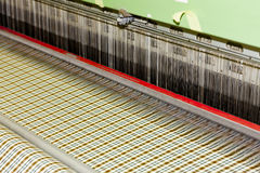 Textile machine Royalty Free Stock Photography