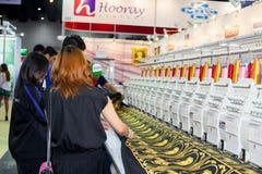 Textile machine Stock Photos