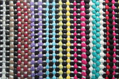 Textile Mat. For a background Royalty Free Stock Photos