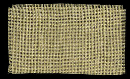 Textile Patch Stock Photography