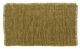 Textile Patch  On White Background Stock Photos