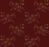 Textile pattern Royalty Free Stock Image
