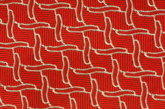 Textile pattern. Can be used as a background Stock Images