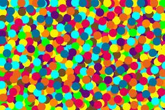 Small Balloons , sugar, colours , Wallpaper,. Textile, pattern , child stock illustration