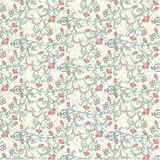 Textile pattern of Pomegranate royalty free stock photos