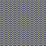 Textile pattern with rhombuses. Textile and silk repeated pattern with small rhombuses in blue and grayish hues, abstract background and design Royalty Free Stock Photography