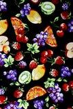 Textile pattern Stock Image