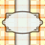 Textile Pattern Stock Photo