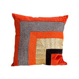 Textile pillow Royalty Free Stock Photo