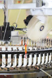 Textile production Stock Photos