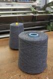 Textile Production - Weaving Stock Photos