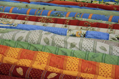 Textile from the Provence Stock Images