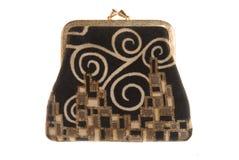Textile purse Stock Photos