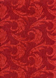 Textile - Red Royalty Free Stock Photo