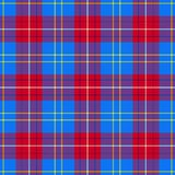 Textile retro texture, pattern for kilt or hipster shirt Stock Photography
