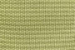 Textile rough texture fabric of pale pistachio color Royalty Free Stock Image