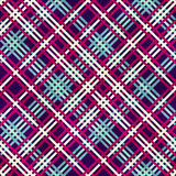 Textile seamless texture. Royalty Free Stock Photography