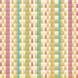 Textile with stripe pattern Royalty Free Stock Photography
