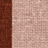 Textile surface, fabric exterior, umber canvas, light material, retro-styled background Stock Photo