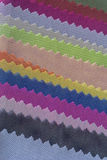 Textile swatch color Royalty Free Stock Photo