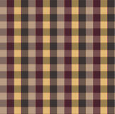 Textile Swatch Yellow Red and Brown colors pattern Stock Photo