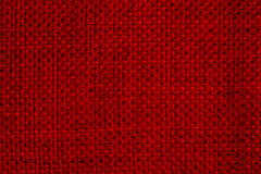 Textile and texture. In red shades Royalty Free Stock Photos