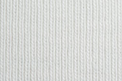 Textile texture. White textile texture close-up photo stock photography