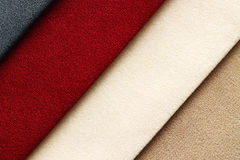 Textile texture. Textile abstract texture. Several colors Royalty Free Stock Photos