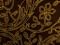 A textile texture Royalty Free Stock Image