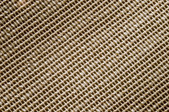 Textile texture. On dark background, ideal for backgrounds Royalty Free Stock Photo