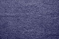 Textile texture felt fabric of violet color Royalty Free Stock Photo