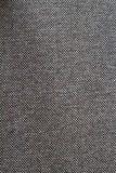 Textile texture of gray color. Royalty Free Stock Photography