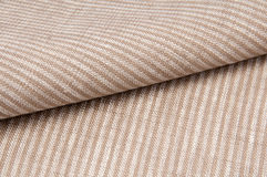 Textile, texture of linen cloth Royalty Free Stock Image