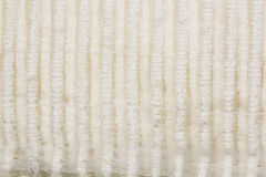Textile texture with lines and floral pattern Stock Images