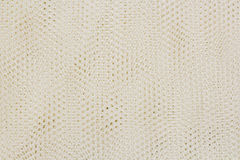 Textile texture with lines and floral pattern Stock Photo