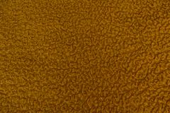 Textile texture. Orange textile. Textile background.  stock photo