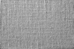 Textile texture of rough gray fabric Stock Photography