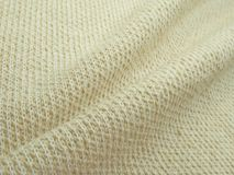 Textile texture sample Stock Photography