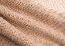 Textile texture sample Royalty Free Stock Photo