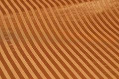 Textile Texture Stripes. Stiped texture drapery background closeup Stock Photos