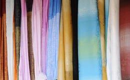 Textile thaï images stock