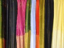 Textile thaï image stock