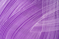 Textile with wavy pattern Stock Photos