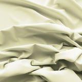 Textiler med veck för bakgrund Arkivfoto